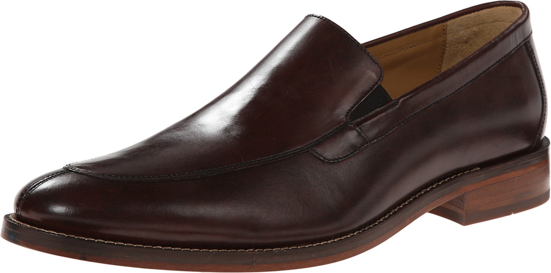 Cole Haan Men's Madison Split Venetian II Dark Brown Loafer