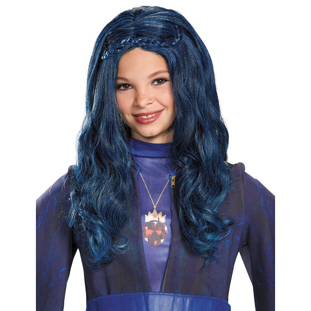 Disney Descendants Evie Girls Wig Disguise Evie Wig One Size Child 88154