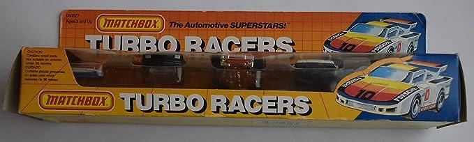 Amazon.com: Matchbox The Automotive Superstars 5 Pack Turbo Racers 060027: Toys & Games