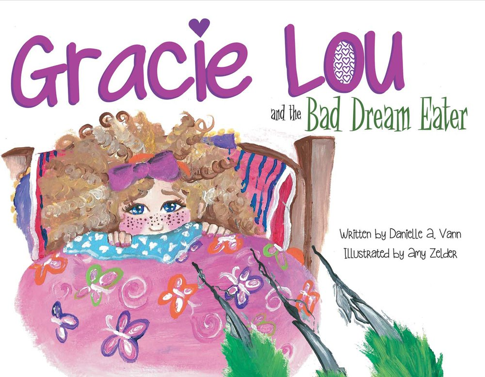 Download Gracie Lou and the Bad Dream Eater pdf