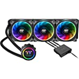 Thermaltake Floe Riing RGB 360 TT CL-W158-PL12SW-A Premium All-In-One Wasserkühlung