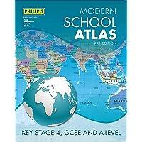 Philip's Modern School Atlas 99th Edition