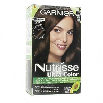 garnier coloration permanente nutrisse ultra color 303 expresso - Coloration Permanente