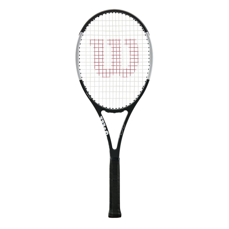 Wilson(ウイルソン) 硬式 テニスラケット PRO STAFF 97 CV / 97L / RF97 AUTOGRAPH (プロスタッフ97) [フレームのみ] グリップサイズG2  B07DWZXQ5B