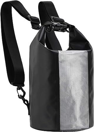 Camping Hiking Waterproof Compression Stuff Sack Dry Bag Kayak Canoe Boating 70L