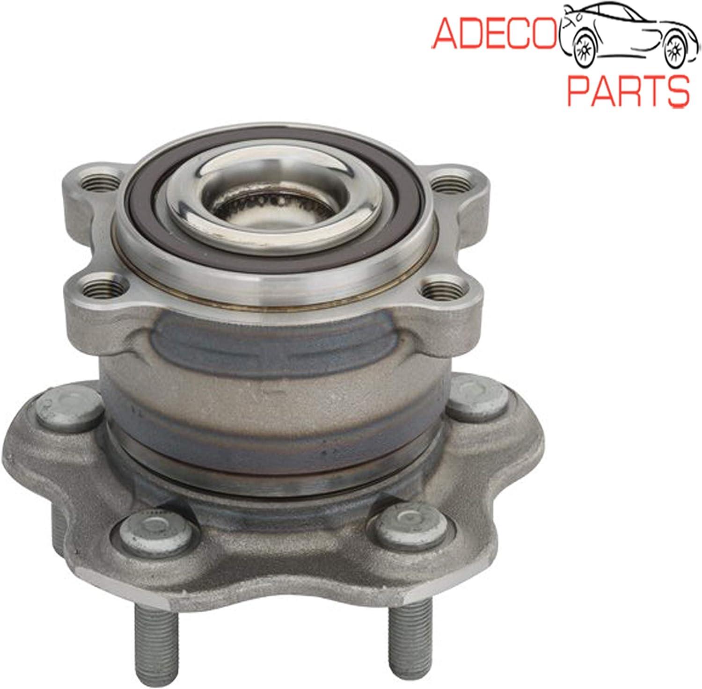 AdecoAutoParts/© 512388 Rear Wheel bearing Hub Assembly for Nissan Altima Maxima Murano Pathfinder Infiniti JX35 QX60