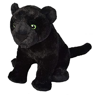 Wild Republic - Cuddlekins jaguar, 30 cm, color negro (19414), Multi,: Toys & Games