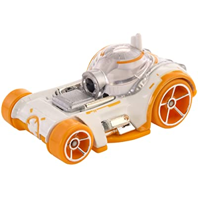 Hot Wheels BB-8 Vehicle: Toys & Games