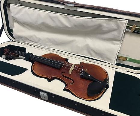 Lark - Conservatorio de violín hecho a mano 4/4: Amazon.es: Instrumentos musicales