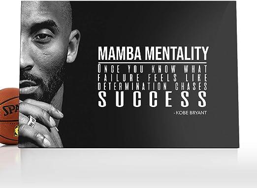 Kobe Bryant Canvas Kobe Bryant Decor Kobe Bryant Frame Kobe Bryant  Framed Kobe Bryant Lakers Kobe Bryant Mamba Focus Kobe Bryant Mamba  Mentality Kobe ...