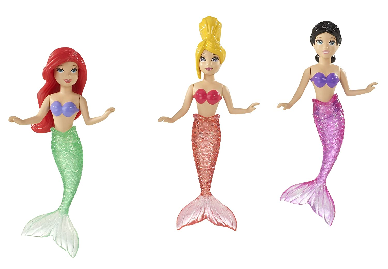 Disney Princess T7307 Ariel und Meerjungfrauen Spielset