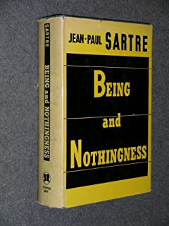being and nothingness an essay on phenomenological ontology  being and nothingness an essay on phenomonological ontology