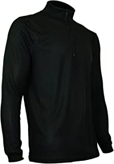 product image for Polarmax Dry Performance Men's Long Sleeve Crew (Medium) Anthracite