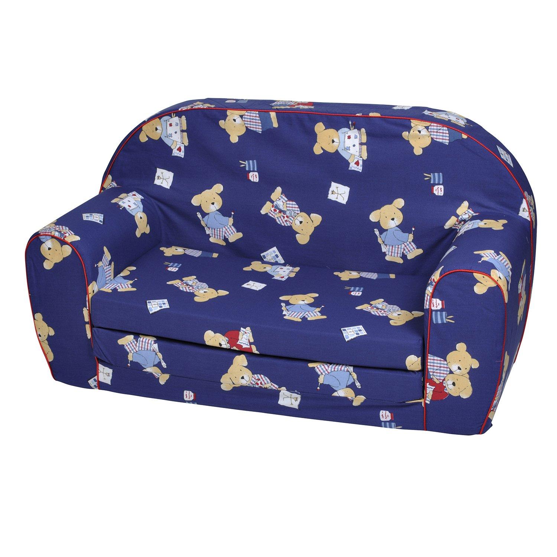 Knorrtoys.com 68484- Divano, colore: Blu scuro, con orsetti product image