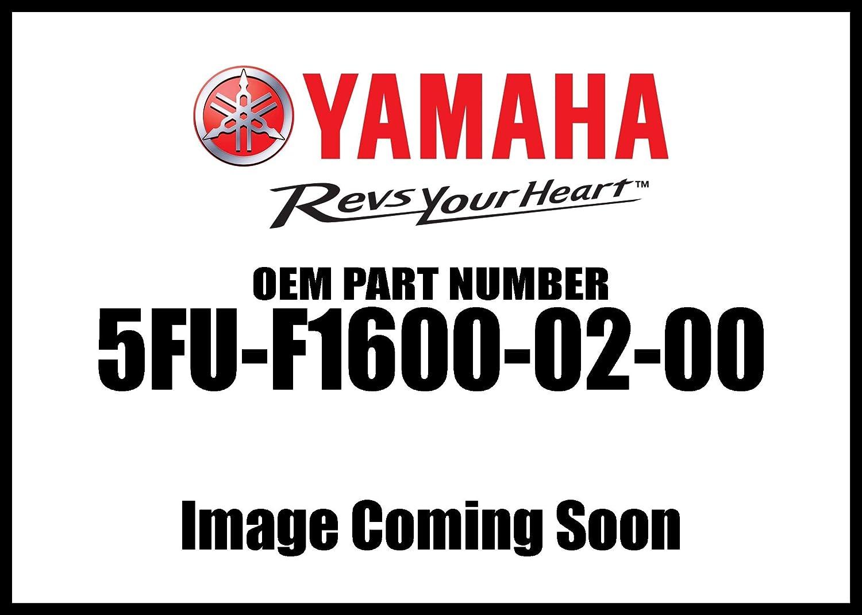 Yamaha 5FUF16000200 Red Rear Fender