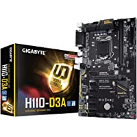 Placa Mae Gigabyte INTEL LGA 1151 DDR4 2133MHZ ATX HDMI USB 3.1 GA-H110-D3A