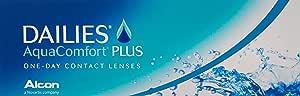 Alcon Dailies aqua Comfort Plus pack/30-2.75