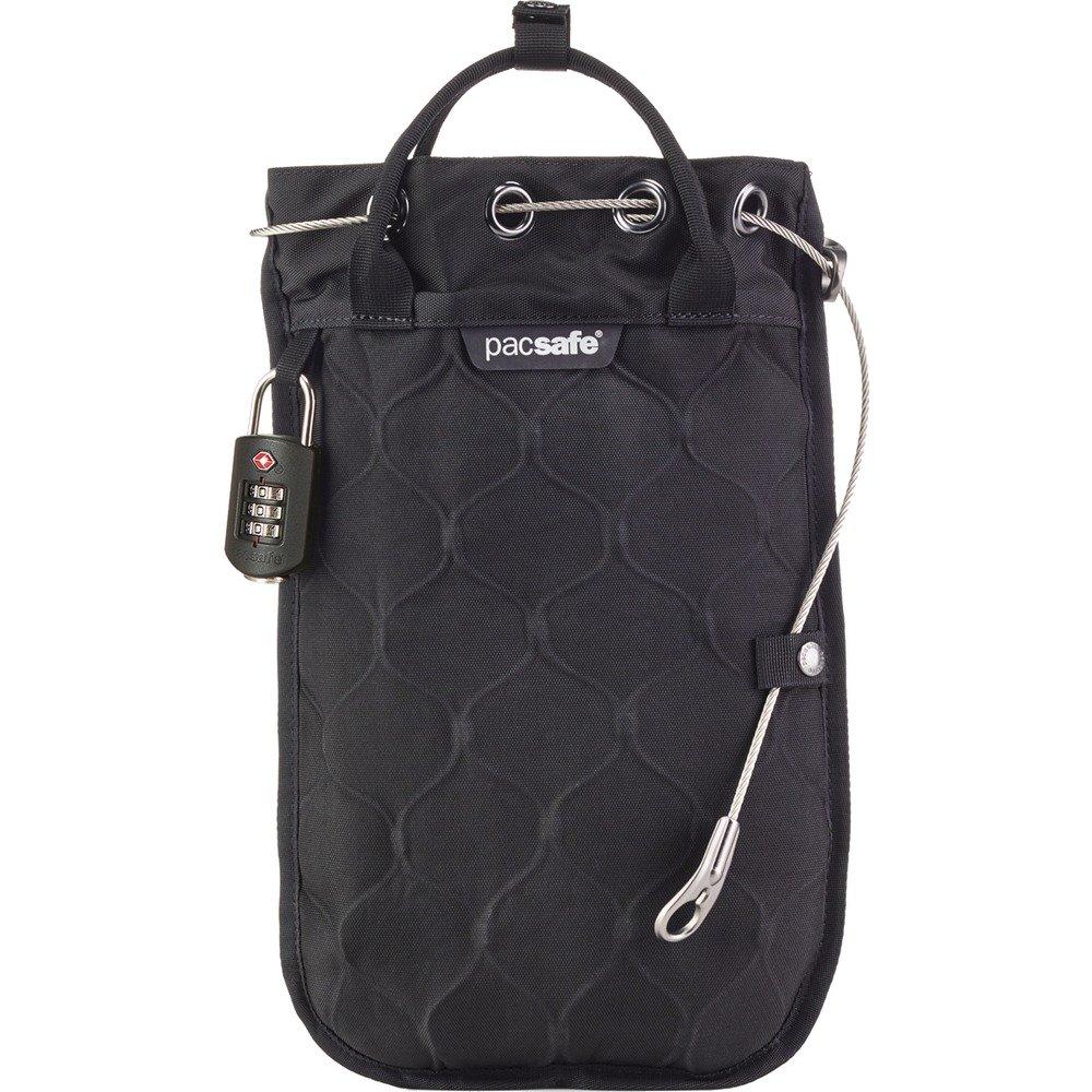 PacSafe Travelsafe 3l Gii Anti-Theft Portable Safe, Black