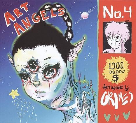「grimes art angels」の画像検索結果