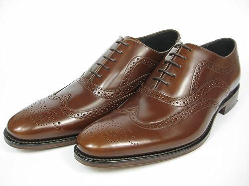 Loake Jones Goodyear Welted Rahmengenahte Leder Schuhe Oxford