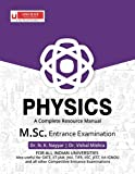 MSc Physics for entrance examination
