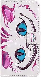 Lomogo Coque iPhone 7 / iPhone 8, Housse en Cuir Portefeuille avec Porte Carte Fermeture par Rabat Aimanté Anti Choc Etui de Protection pour Apple iPhone7 / iPhone8 (4,7 Pouces) - LOXSH20040#1