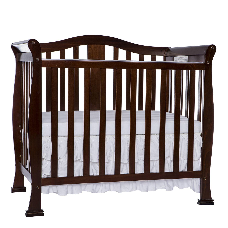 Amazon Com Dream On Me 3 Quot Spring Coil Mini Portable Crib