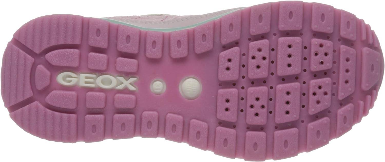 Geox J Pavel Girl A Zapatillas para Ni/ñas