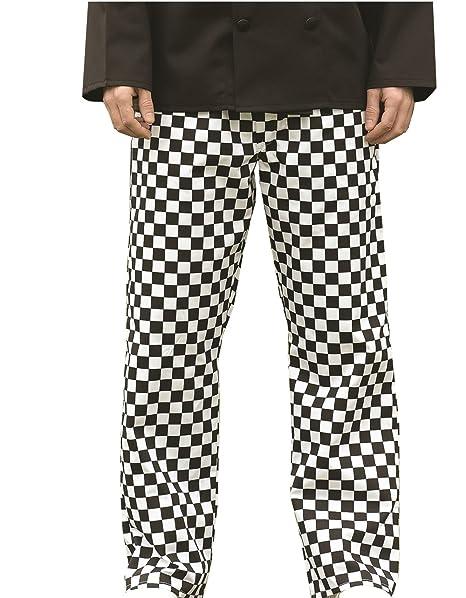 Chef y Pantalones - en Blanco y Negro n diseño de Cuadros (e Instrucciones para