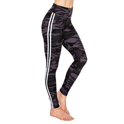 ALWAYS Women's High Waist Yoga Leggings - Print Premium Soft Stretch Workout Pants at Women's Clothing store