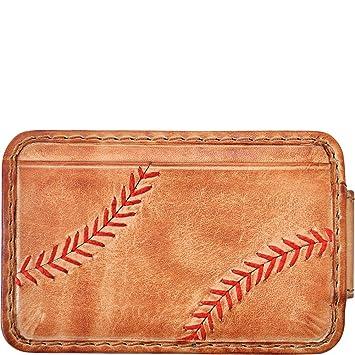 0e93bd24cc Amazon.com  Rawlings Baseball Stitch Front Pocket Money Clip  Clothing