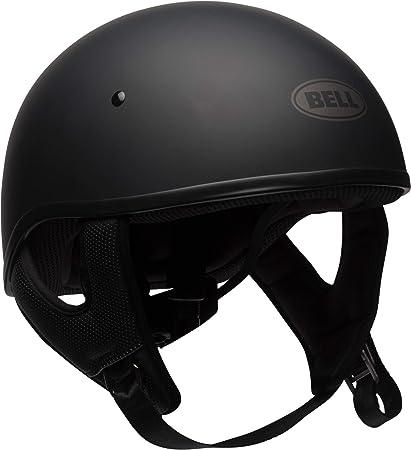 806a01a4 Amazon.com: Bell Pit Boss Sport Open-Face Motorcycle Helmet (Solid Matte  Black, Large): Automotive