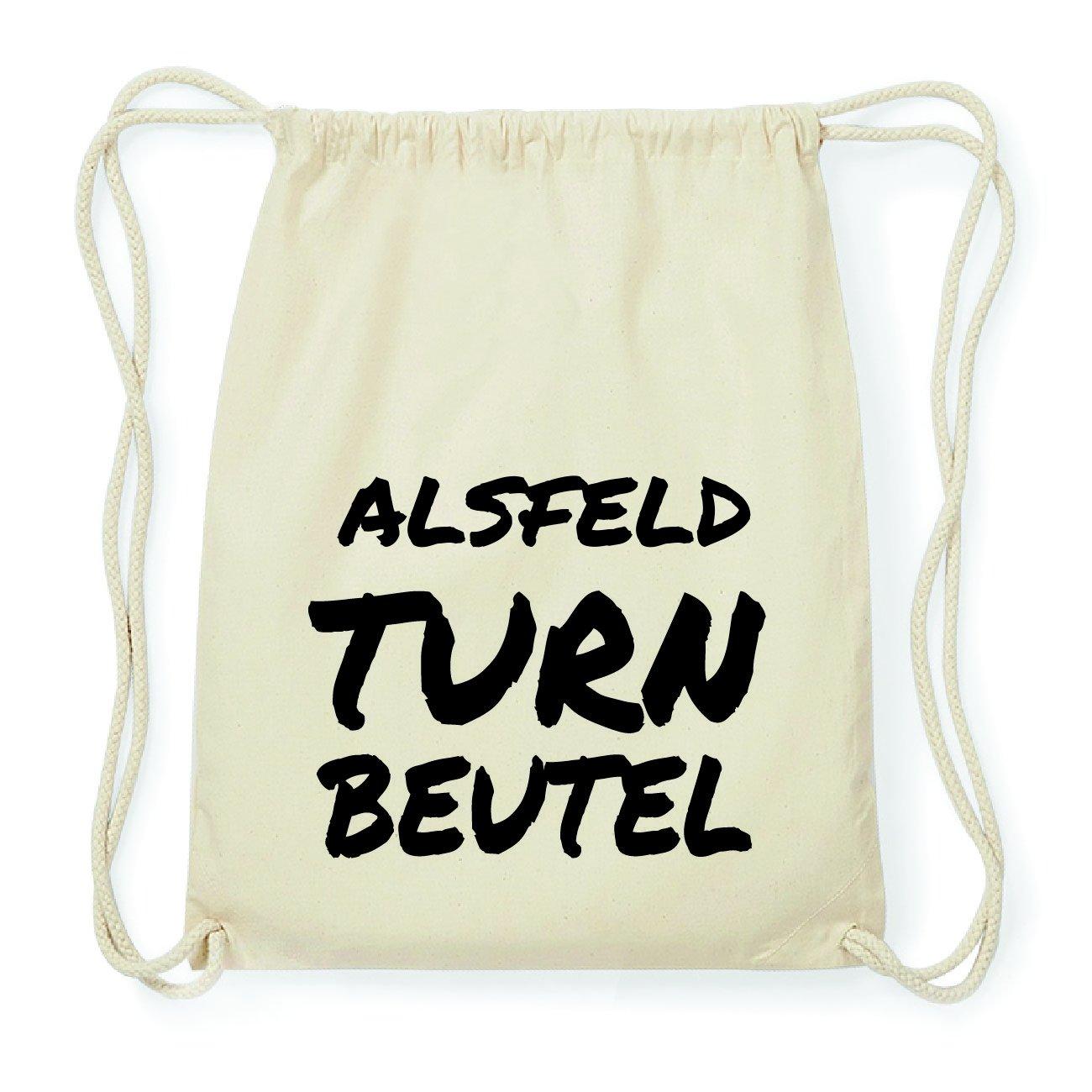JOllify ALSFELD Hipster Turnbeutel Tasche Rucksack aus