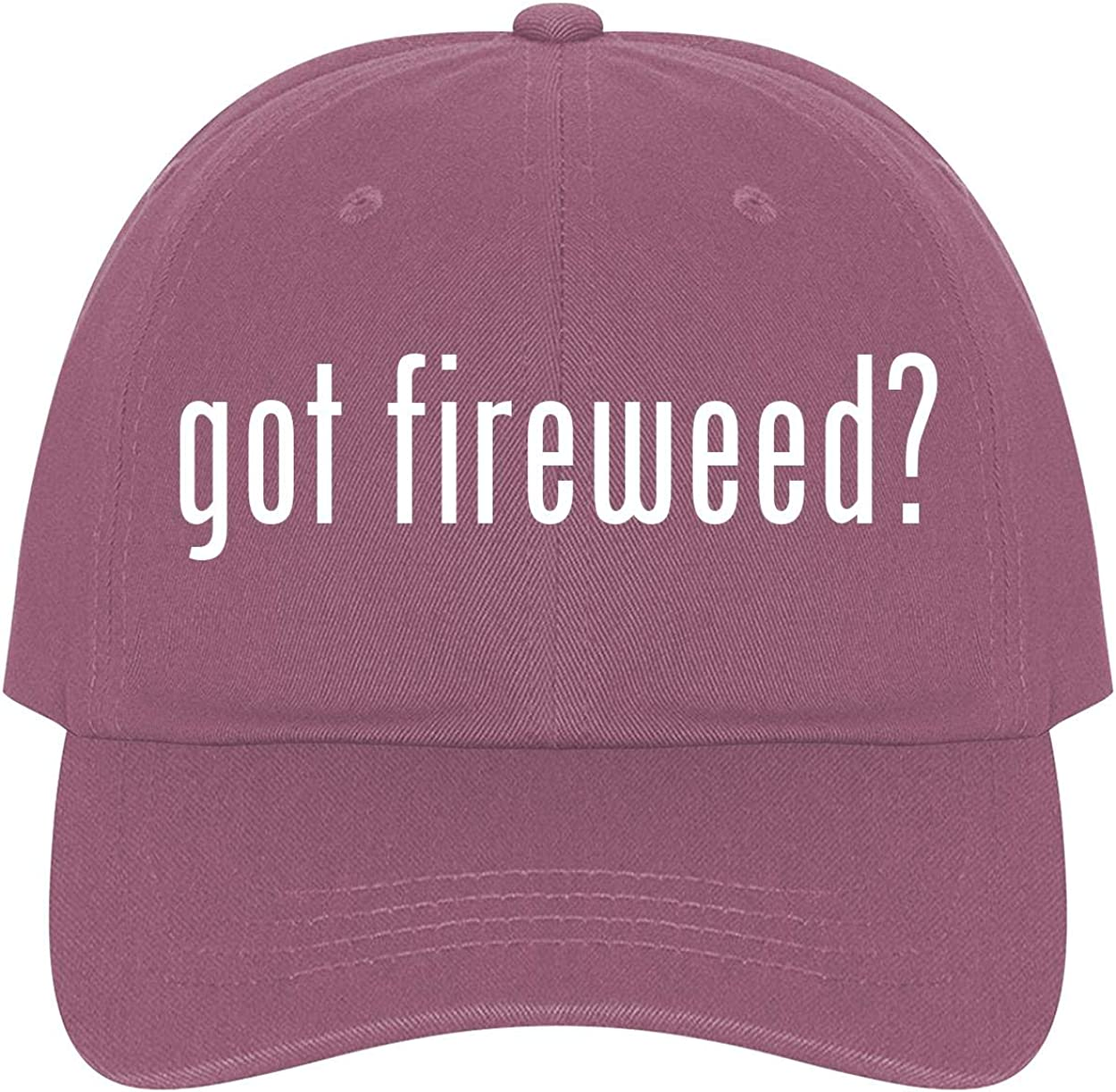 A Nice Comfortable Adjustable Dad Hat Cap The Town Butler got Fireweed?