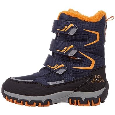 8260e44f178 Kappa Unisex Kids' Tex Teens Combat Boots: Amazon.co.uk: Shoes & Bags