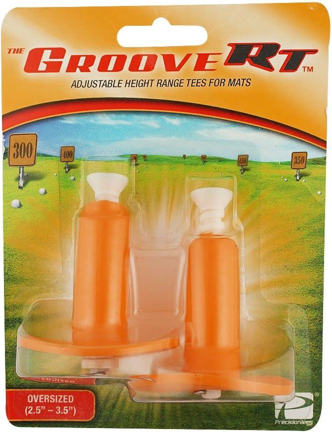 Precision Tees- Groove RT Adjustable Range Tees