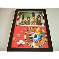 Pink Floyd - Disco de Oro Firmado