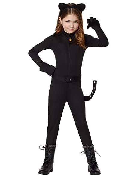 Kids Cat Noir Miraculous Ladybug Costume Officially Licensed