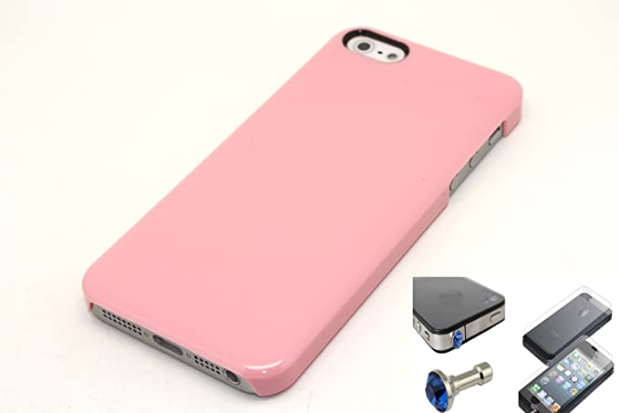 Amazon.com: EZStation - Carcasa para iPhone 5 y 5S, color ...