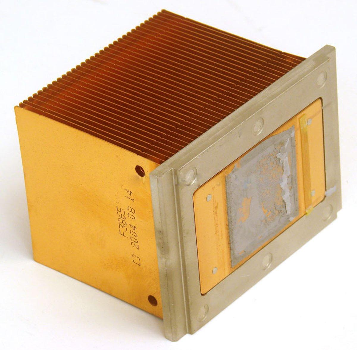 4700 Systems Compatible Part Numbers: F3865 H0632 4600 3000 Genuine Dell F3865 H0632 Desktop CPU Copper Heatsink For Optiplex GX170L Dimension 2400