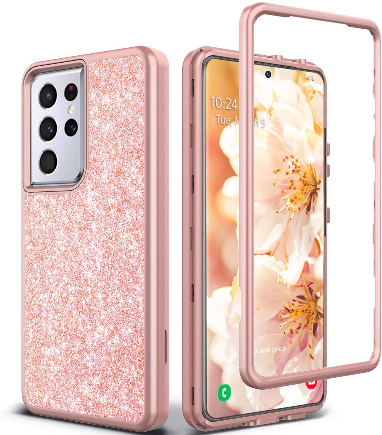 Coolwee Pink Full Protective Case