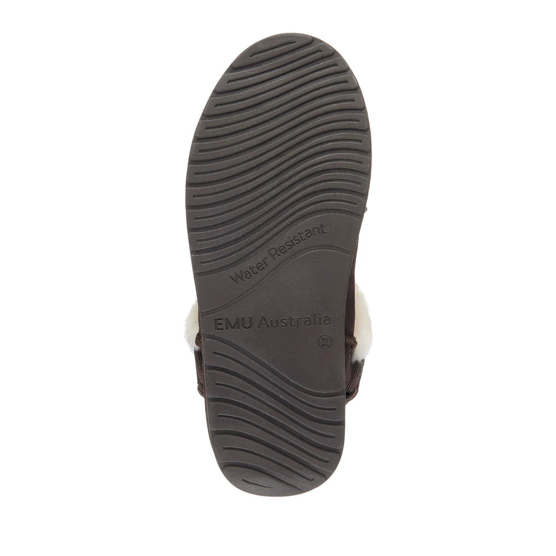 et Australia Chaussures Chocolate EMU Sacs W11789CHOCOLATEMETALLIC Metallic Bottes Sorby 0wqdfqY