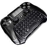 Bluetooth Mini Wireless Chatpad Message 3.5mm jack Game Controller 2.4G Wireless KeyPad
