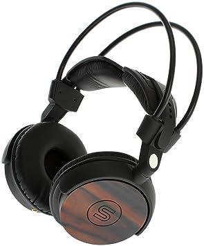 Auriculares Symphonized Magnum Premium de madera auténtica: Amazon.es: Electrónica
