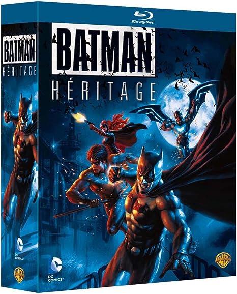 Batman Héritage : Le fils de Batman + Batman vs robin + Mauvais ...