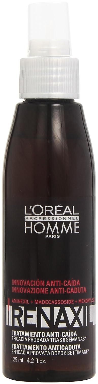 LOréal Professionnel Homme - Renaxil Advanced tratamiento anticaída, 125 ml: Amazon.es: Belleza