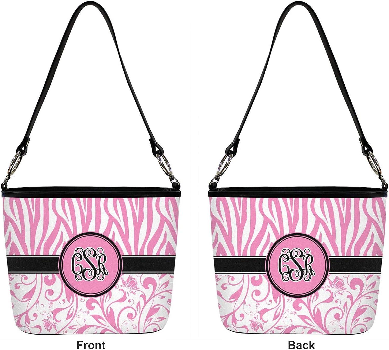Black Zebra Messenger Bag for Kids Travel Personalized Bag for Beach Trips