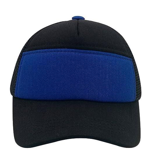 1672fdbf9e85 oriental spring - Gorro - para niño Azul Black/Dark Blue Talla única:  Amazon.es: Ropa y accesorios