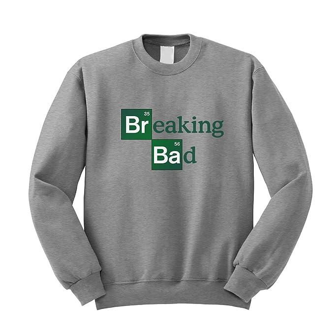 Breaking Bad Grey Sudadera XL
