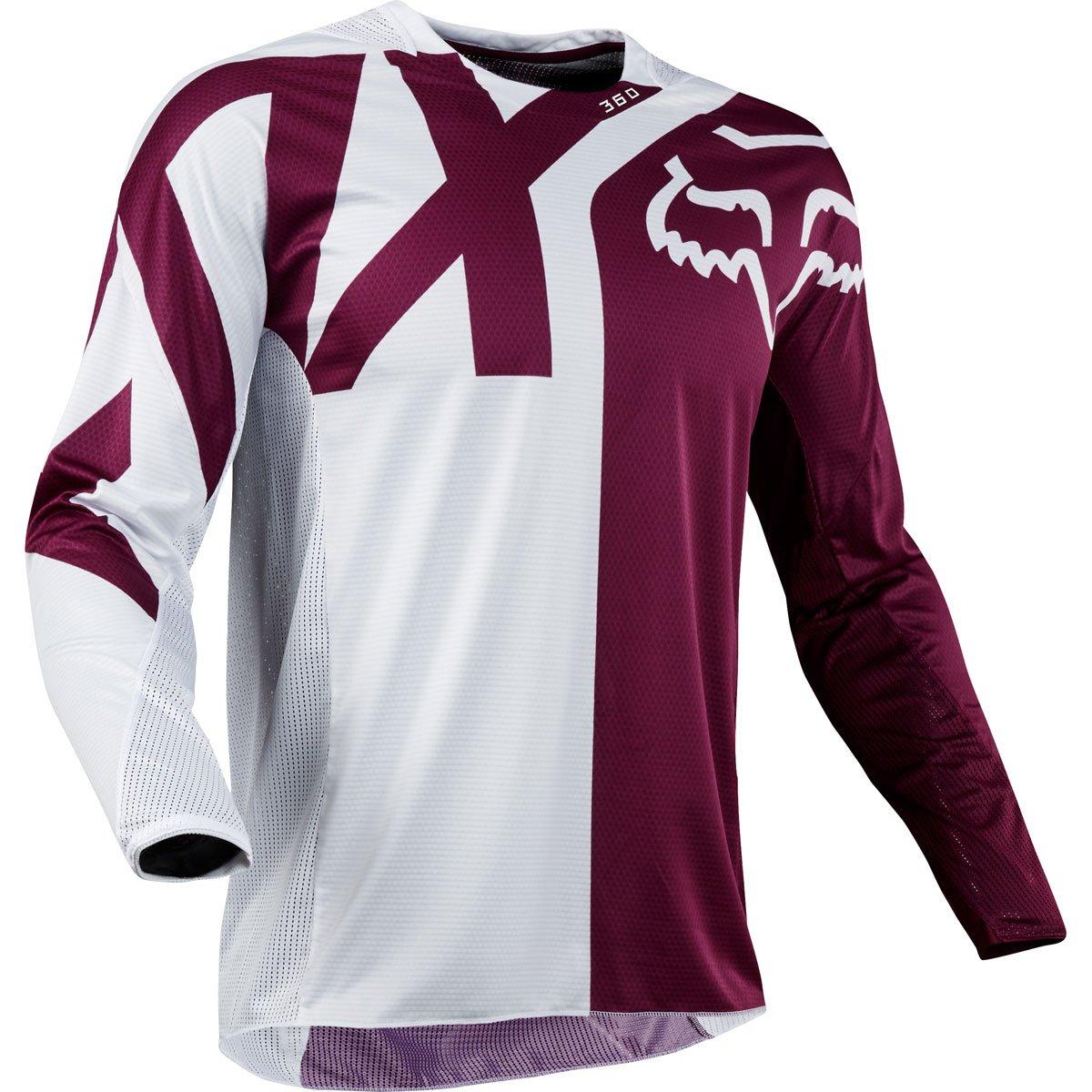 Fox Racing 2018 360 Preme Jersey-Purple-M